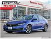 2019 Honda Civic Sedan 7 Years/160,000KM Honda Certified Warranty (Stk: H41089T) in Toronto - Image 1 of 27