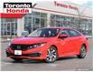 2019 Honda Civic Sedan 7 Years/160,000KM Honda Certified Warranty (Stk: H41206T) in Toronto - Image 1 of 27