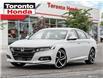 2021 Honda Accord Sport 2.0T (Stk: 2100538) in Toronto - Image 1 of 22