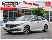 2019 Honda Civic Touring (Stk: H41557P) in Toronto - Image 1 of 30