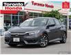 2017 Honda Civic EX (Stk: H41476P) in Toronto - Image 1 of 30