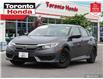 2018 Honda Civic EX (Stk: H41159T) in Toronto - Image 1 of 30
