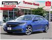 2019 Honda Civic Touring 7 YEARS/160,000KM HONDA CERTIFIED WARRANTY (Stk: H41701A) in Toronto - Image 1 of 30