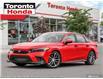 2022 Honda Civic Sedan Touring CVT (Stk: 2200049) in Toronto - Image 1 of 21
