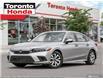 2022 Honda Civic Sedan LX CVT (Stk: 2200032) in Toronto - Image 1 of 22