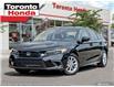 2022 Honda Civic Sedan EX CVT (Stk: 2200066) in Toronto - Image 1 of 23