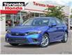 2022 Honda Civic Sedan EX CVT (Stk: 2200050) in Toronto - Image 1 of 23