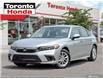 2022 Honda Civic Sedan EX CVT (Stk: 2200046) in Toronto - Image 1 of 23