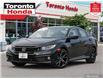2020 Honda Civic Sport 7 Years/160,000KM Honda Certified Warranty (Stk: H41812T) in Toronto - Image 1 of 30