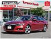 2020 Honda Accord Touring 7 Years/160,000KM Honda Certified Warranty (Stk: H42069T) in Toronto - Image 1 of 30