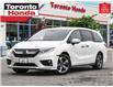 2019 Honda Odyssey EX  Years/160,000KM Honda Certified Warranty (Stk: H42095T) in Toronto - Image 1 of 30