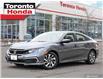 2019 Honda Civic Sedan EX 7 Years/160,000km Honda Certified Warranty (Stk: H41354T) in Toronto - Image 1 of 30