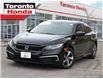 2019 Honda Civic Sedan LX 7 Years/160,000KM Honda Certified Warranty (Stk: H41452T) in Toronto - Image 1 of 30