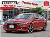 2018 Honda Accord Sport 7 Years/160,000KM Honda Certified Warranty (Stk: H41509A) in Toronto - Image 1 of 30