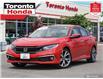 2019 Honda Civic Touring 7 Years/160,000KM Honda Certified Warranty (Stk: H41606A) in Toronto - Image 1 of 30