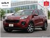 2018 Kia Sportage SX (Stk: K32327A) in Toronto - Image 1 of 30