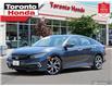 2019 Honda Civic Touring 7 YEARS/160,000KM HONDA CERTIFIED WARRANTY (Stk: H41702A) in Toronto - Image 1 of 30