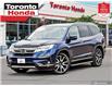 2020 Honda Pilot Touring 7 Years/160,000KM Honda Certified Warranty (Stk: H41820A) in Toronto - Image 1 of 30