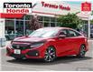 2019 Honda Civic Si 7 Years/160,000KM Honda Certified Warranty (Stk: H41853A) in Toronto - Image 1 of 30