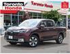 2019 Honda Ridgeline Touring 7 Years/160,000KM Honda Certified Warranty (Stk: H41957A) in Toronto - Image 1 of 30