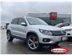 2017 Volkswagen Tiguan Highline (Stk: 00U196) in Midland - Image 1 of 22