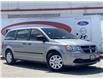2017 Dodge Grand Caravan CVP/SXT (Stk: 00U005) in Midland - Image 1 of 11