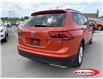 2018 Volkswagen Tiguan Trendline (Stk: 00U216) in Midland - Image 3 of 18
