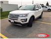 2017 Ford Explorer Platinum (Stk: 21T195A) in Midland - Image 4 of 18