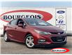 2017 Chevrolet Cruze LT Auto (Stk: 21KO04A) in Midland - Image 1 of 13