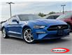 2020 Ford Mustang EcoBoost Premium (Stk: 21T668A) in Midland - Image 1 of 14