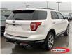 2018 Ford Explorer Platinum (Stk: 20T987A) in Midland - Image 4 of 18