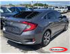 2019 Honda Civic Touring (Stk: 21RT21A) in Midland - Image 3 of 7