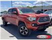 2017 Toyota Tacoma SR5 (Stk: 21T491A) in Midland - Image 1 of 14