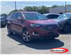 2019 Ford Edge SEL (Stk: 0377PT) in Midland - Image 1 of 14