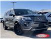 2018 Ford Explorer Platinum (Stk: 21T31A) in Midland - Image 1 of 4