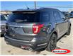 2018 Ford Explorer Platinum (Stk: 21T31A) in Midland - Image 3 of 4