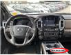 2020 Nissan Titan Platinum Reserve (Stk: 00U239) in Midland - Image 10 of 25
