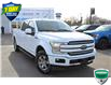 2018 Ford F-150 Lariat (Stk: A210128) in Hamilton - Image 2 of 27