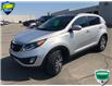 2016 Kia Sportage EX Luxury (Stk: A210198) in Hamilton - Image 4 of 21