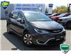 2017 Chrysler Pacifica Hybrid Platinum (Stk: A210248X) in Hamilton - Image 2 of 29