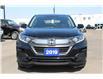 2019 Honda HR-V LX Black