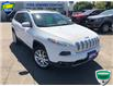 2016 Jeep Cherokee Limited (Stk: 00H1319X) in Hamilton - Image 2 of 21