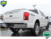 2018 Ford F-150 Lariat (Stk: A210450) in Hamilton - Image 3 of 29