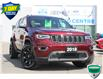2018 Jeep Grand Cherokee Limited (Stk: A0H1308) in Hamilton - Image 2 of 25