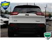 2016 Jeep Cherokee Trailhawk (Stk: 00H1382X) in Hamilton - Image 4 of 20