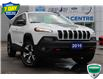 2016 Jeep Cherokee Trailhawk (Stk: 00H1382X) in Hamilton - Image 2 of 20