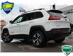 2016 Jeep Cherokee Trailhawk (Stk: 00H1382X) in Hamilton - Image 3 of 20