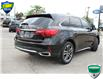 2017 Acura MDX Navigation Package (Stk: 00H1418) in Hamilton - Image 6 of 25