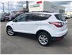 2017 Ford Escape SE White