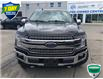 2018 Ford F-150 Lariat (Stk: A0H1409) in Hamilton - Image 3 of 26